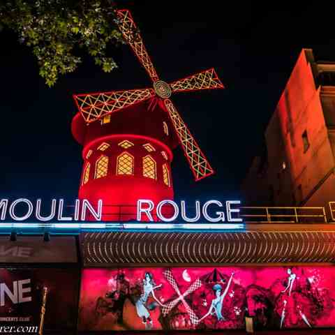Moulin Rouge – A Photo Gallery