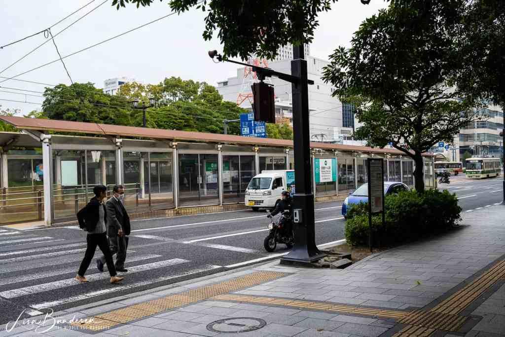 Tenbaku Dome-mae stop