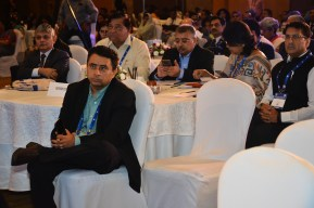 Nishant Malhotra at GCNI