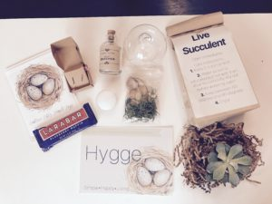 April subscription box