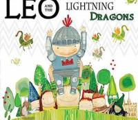 Leo and the Lightning Dragons written by Gill White and illustrated by Gilli B @FledglingPress @leolightdragons @LoveBooksGroup