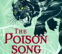 The Poison Song by Jen Williams @sennydreadful @annecater