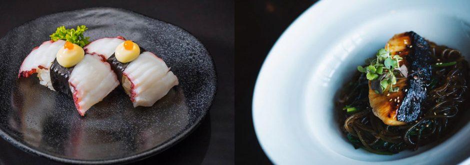 sushi art food