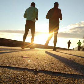 Jogging Activity