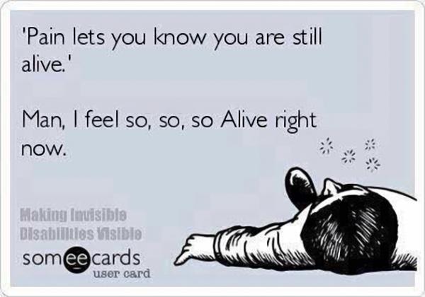 Image result for fibromyalgia memes
