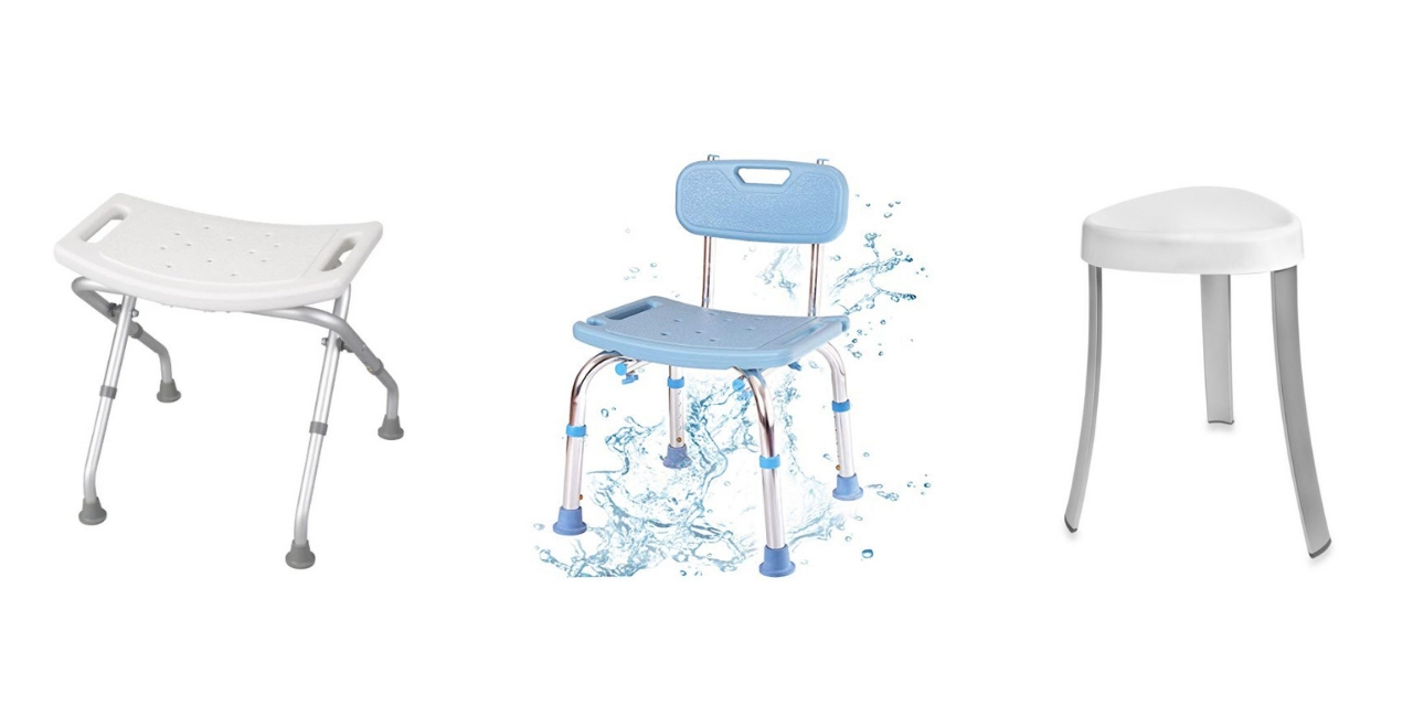 10 Shower Stools People With Illnesses And Disabilities