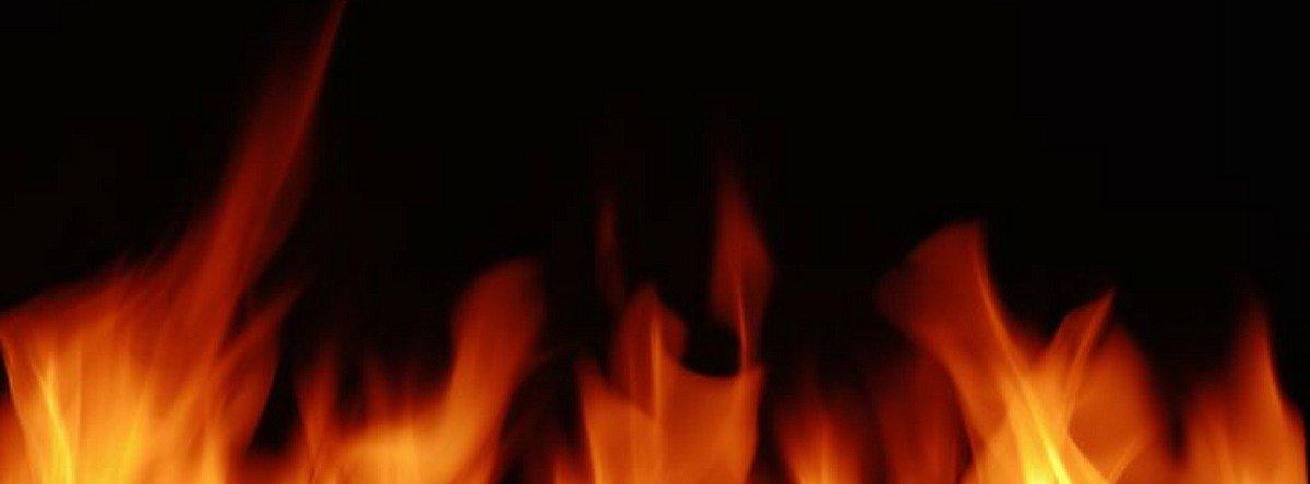 Hearts of Fire - Great Knysna Fire - Mike Hampton