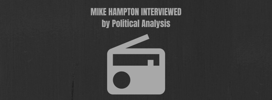 Political Analysis interviews activist Mike Hampton