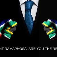 President Cyril Ramaphosa, are you the real deal vs Democratic Alliance corruption