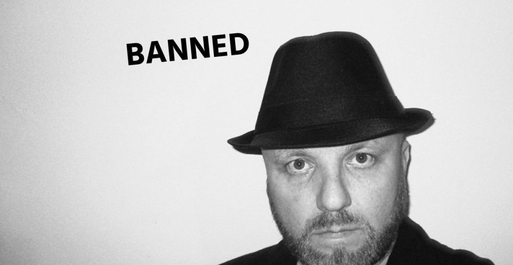 Banned Mike Hampton Same Poo Different Government