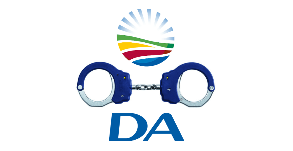 DA corruption Mike Hampton jail warrants Knysna Magistrates Court