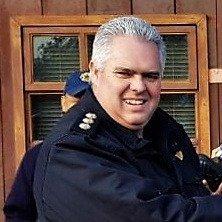 Fireman Wayne Sternsdorf alleged racist