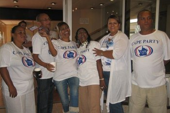 Cape Party activists