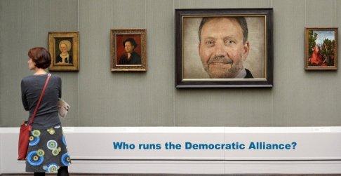 DA Federal Executive James Selfe - who runs the DA