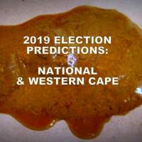 2019 South African election predictions Western Cape