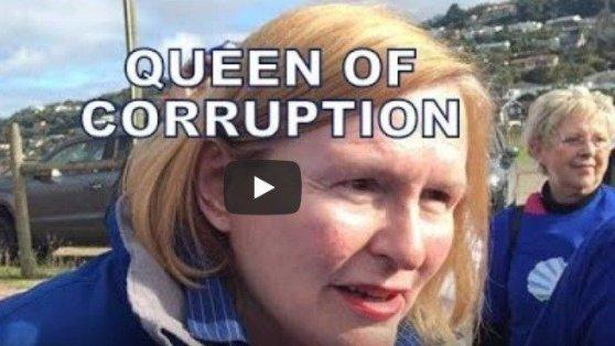 Helen Zille Queen of Corruption