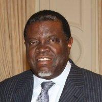 President Namibia Hage Geingob