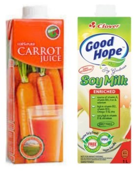 Hunger Strike anti-corruption rugani-carrot-juice good hope soya milk
