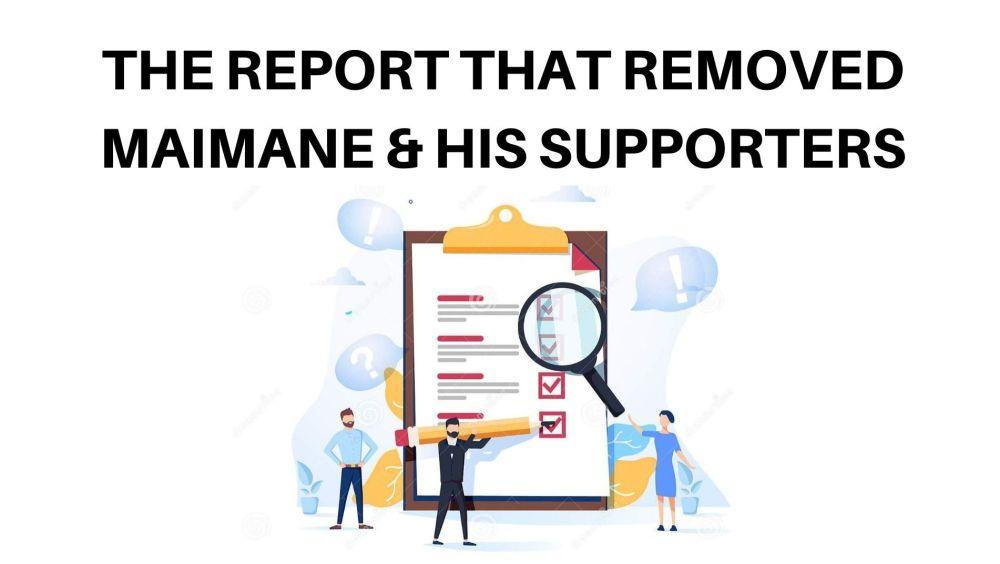 Democratic Alliance 2019 report review Tony Leon Ryan Coetzee Mmmusi Maimane Helen Zille