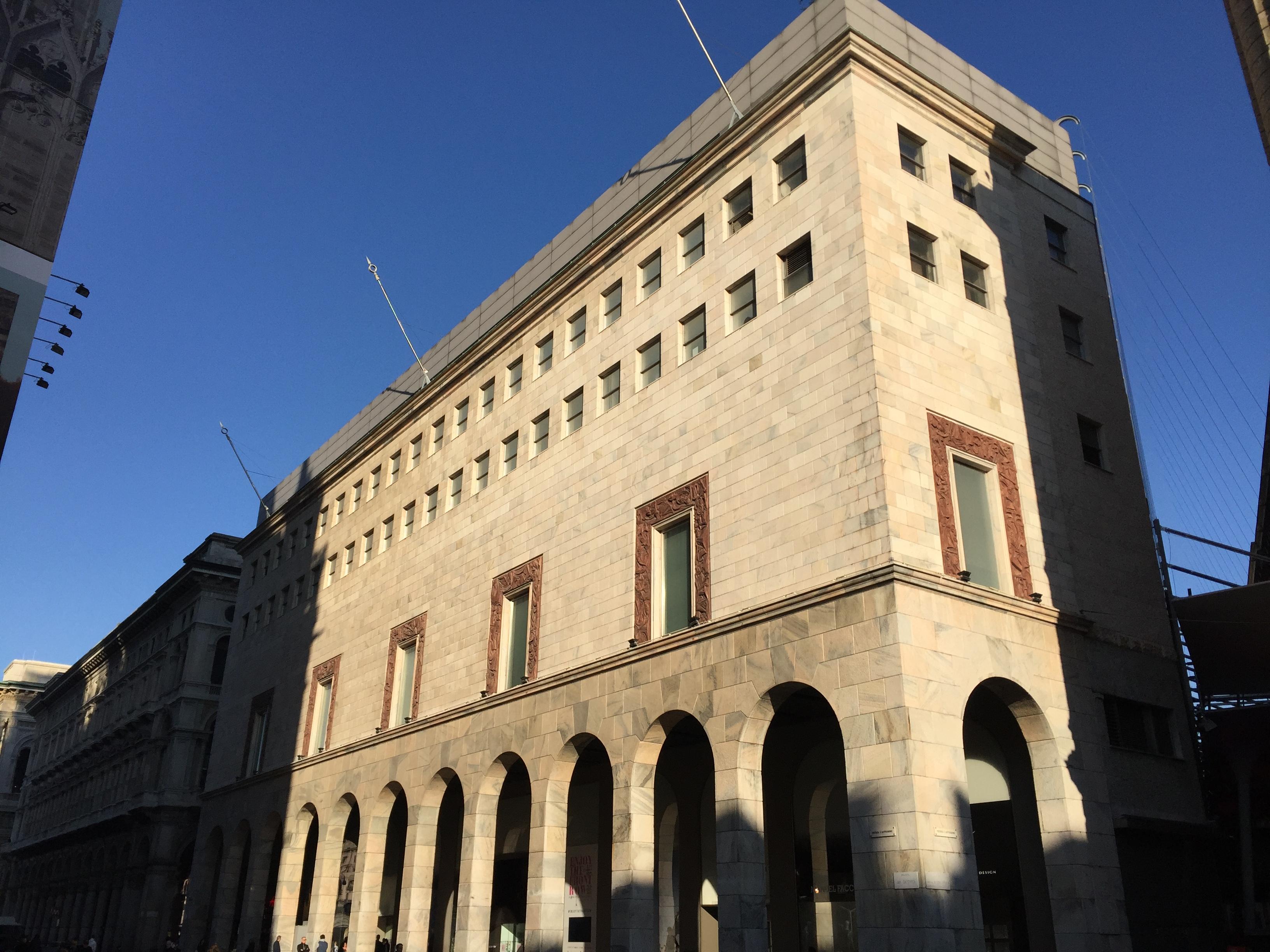 Rinascente Milan