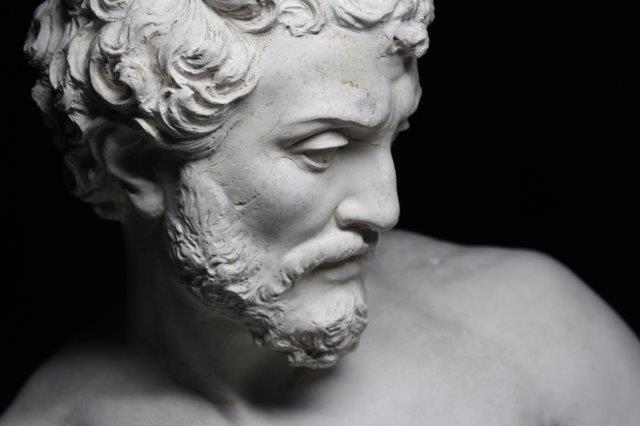 Sculpture in Milan