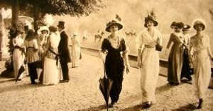 Gilded Age of Tourism