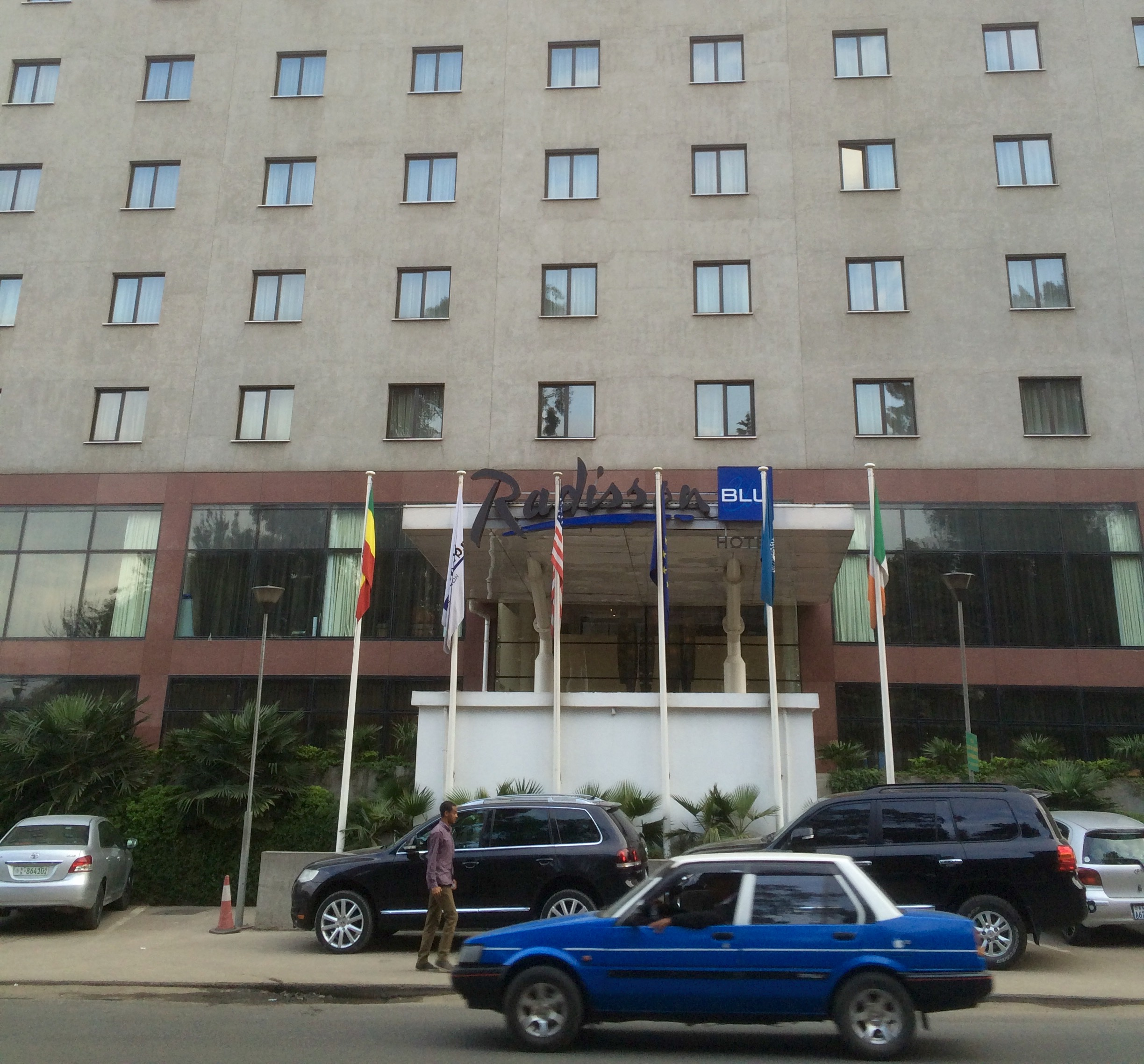 Hotel Review: Radisson Blu Addis Ababa, Ethiopia