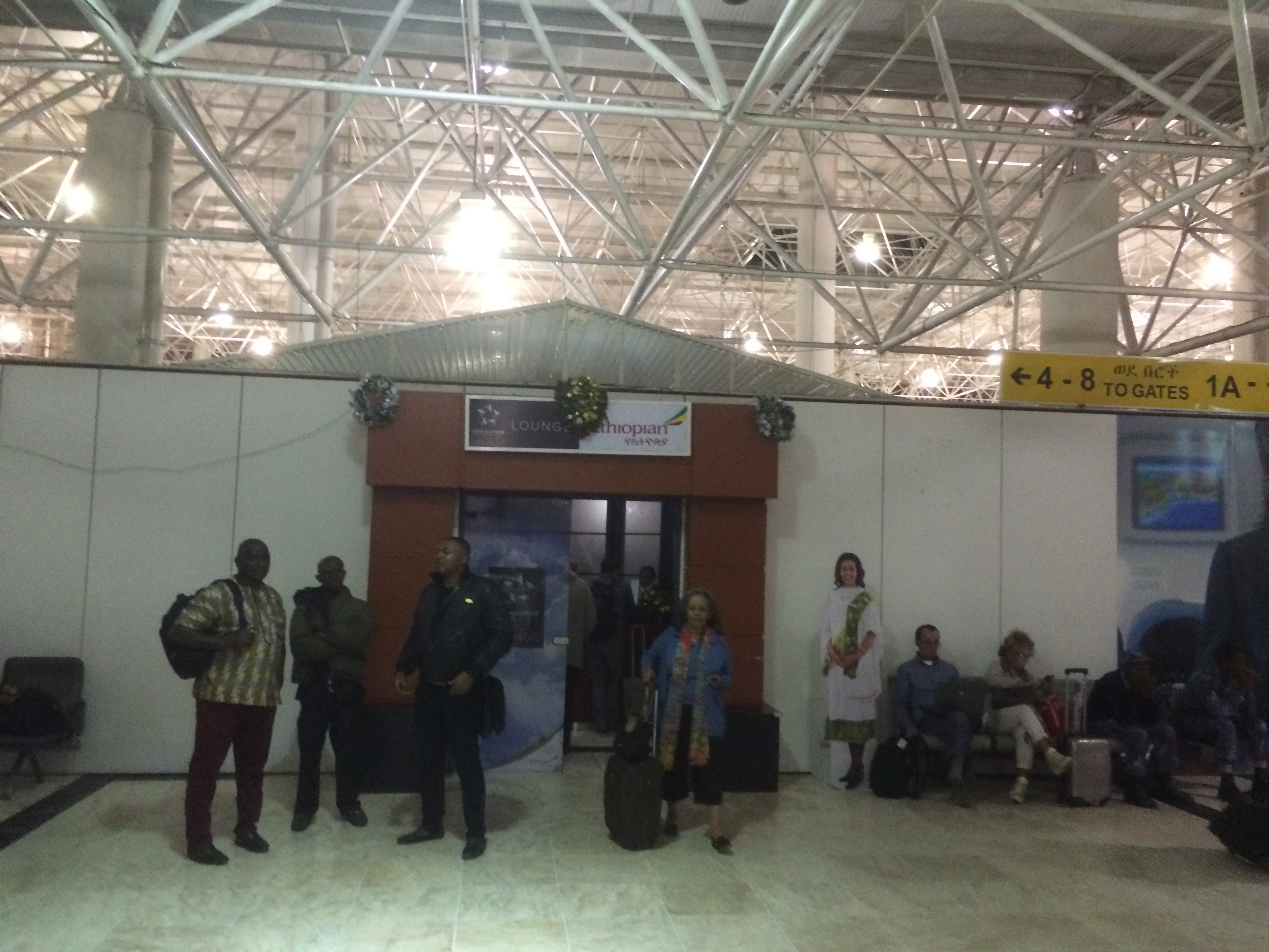 Lounge Review: Ethiopian Airlines Star Alliance Gold Lounge, Addis Ababa