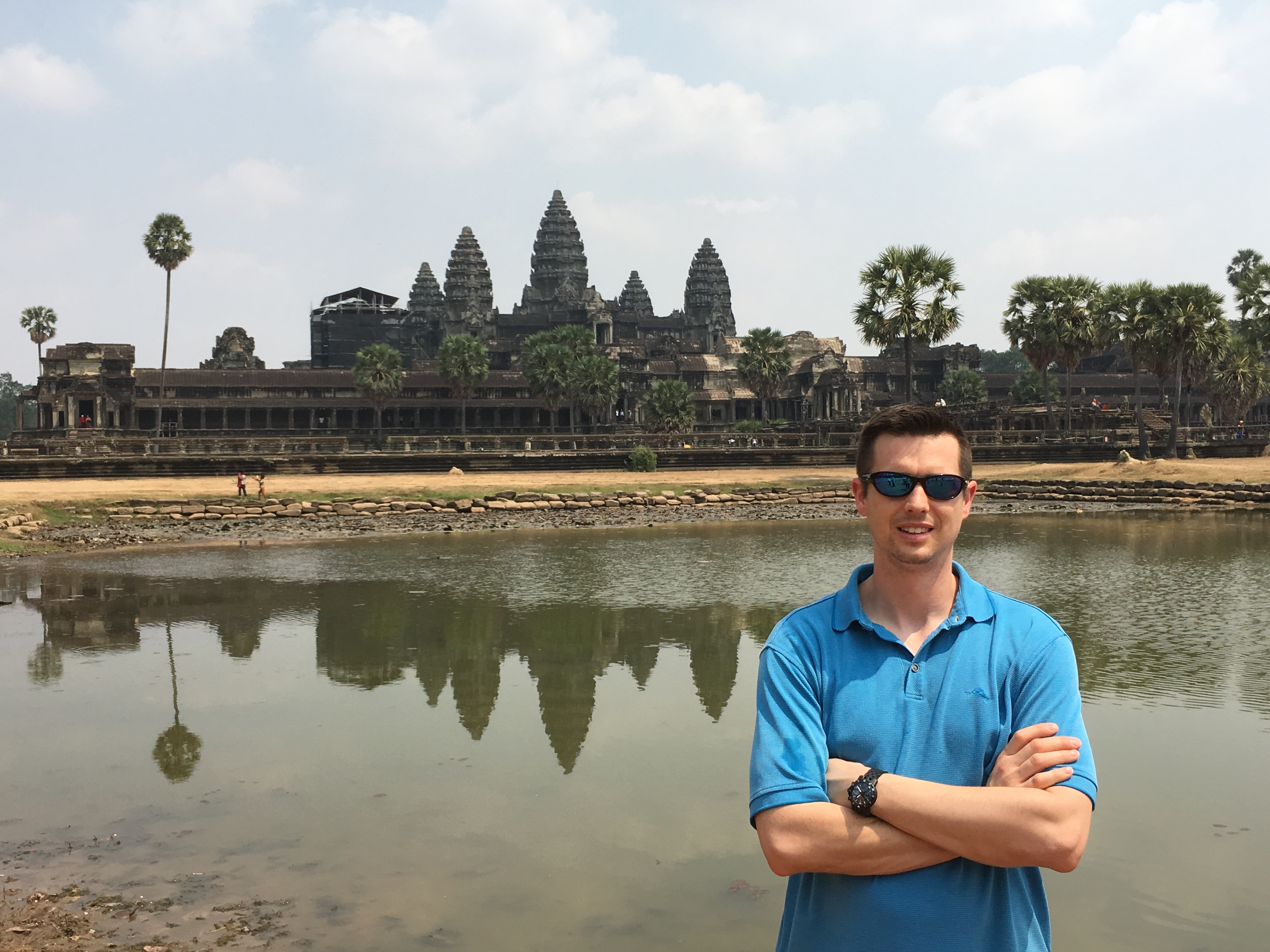An amazing tour of the Angkor Temples!