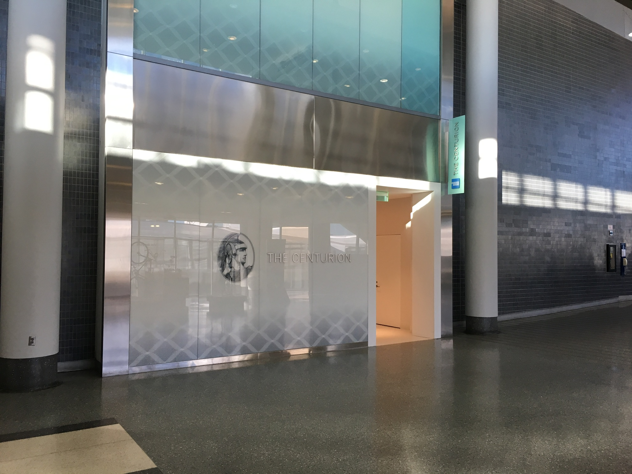 Lounge Review: New PHL American Express Centurion Lounge