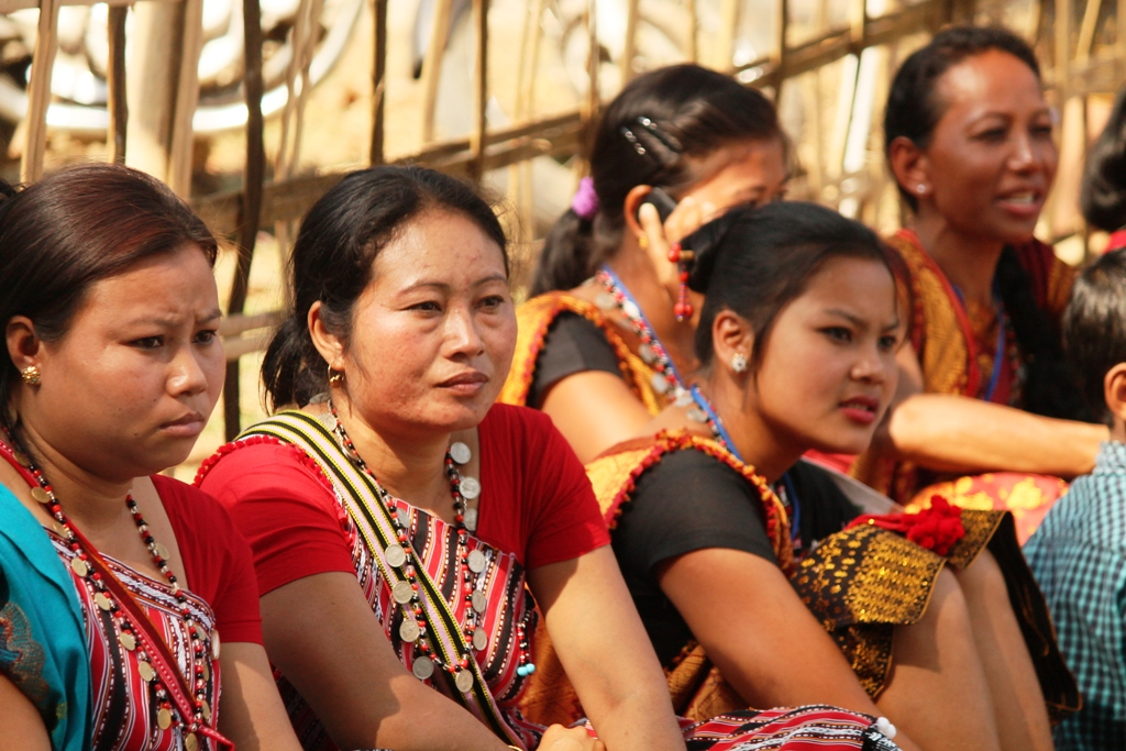 WOMEN IN NORTH-EAST INDIA : A SANGUINE DISCOVERY - THE MILEAGE on ( ̄︶ ̄)↗  id=22779