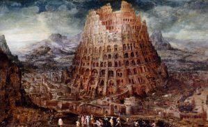 The Days of Peleg: Babel or Continental Drift?