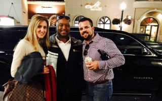 wine tasting, andaz napa, napa driver, redeem miles and points for napa valley