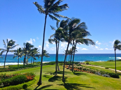 Grand Hyatt Kauai with credit card points