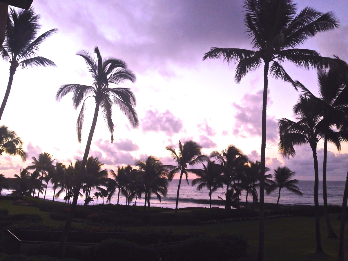 Starwood hotels in Hawaii