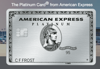 american express platinum bonus category 5x flights