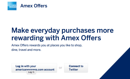 how to add amex offers
