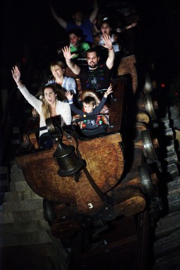 Walt Disney World Seven Dwarfs Mine Train