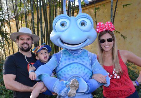 Flick at Animal Kingdom in Walt Disney World