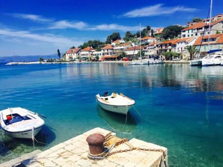solta island, croatia, croatia on credit card miles and points