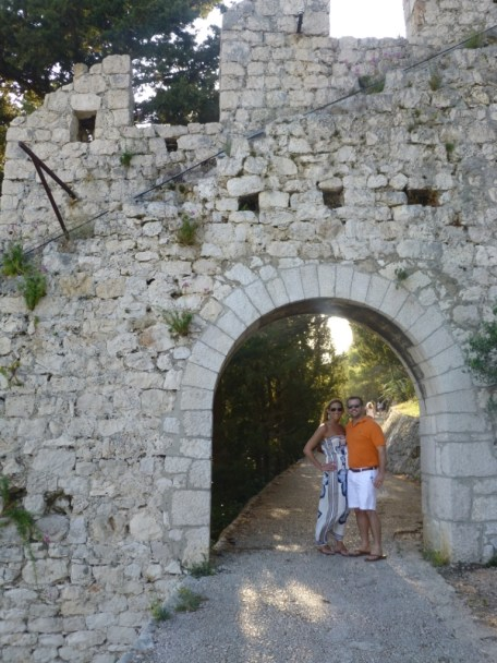 Spanjola Fortress, Hvar, Croatia, Ultimate Rewards