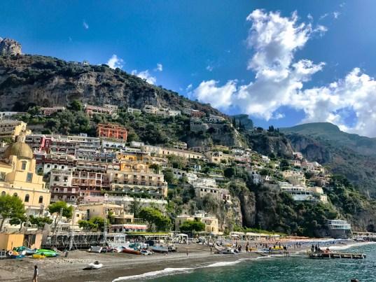 Positano to Capri ferry, best way to get to Positano, Positano from Rome