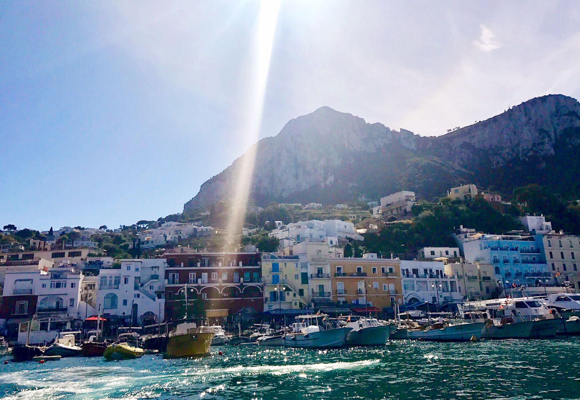 Capri hotels on Chase Ultimate Rewards points
