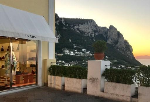 Prada Capri