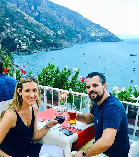 Positano hotels with Chase Ultimate Rewards points.