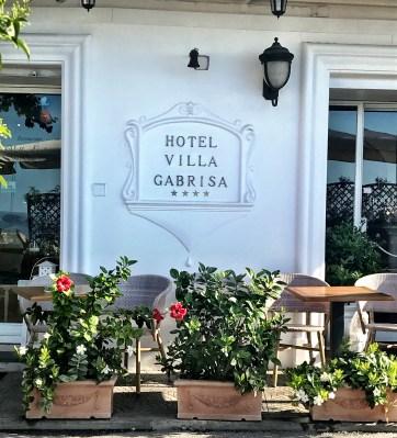 Hotel Villa Gabrisa in Positano