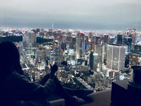 Ritz Carlton Tokyo Marriott Bonvoy points