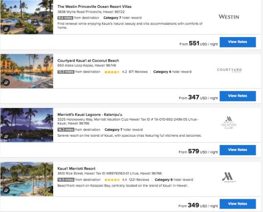 Marriott hotels in kauai 2019