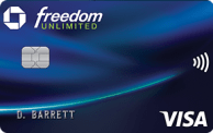 Chase Freedom Unlimited, best credit card offers of 2021