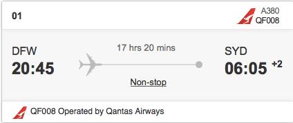 using emirates miles to book Qantas flights